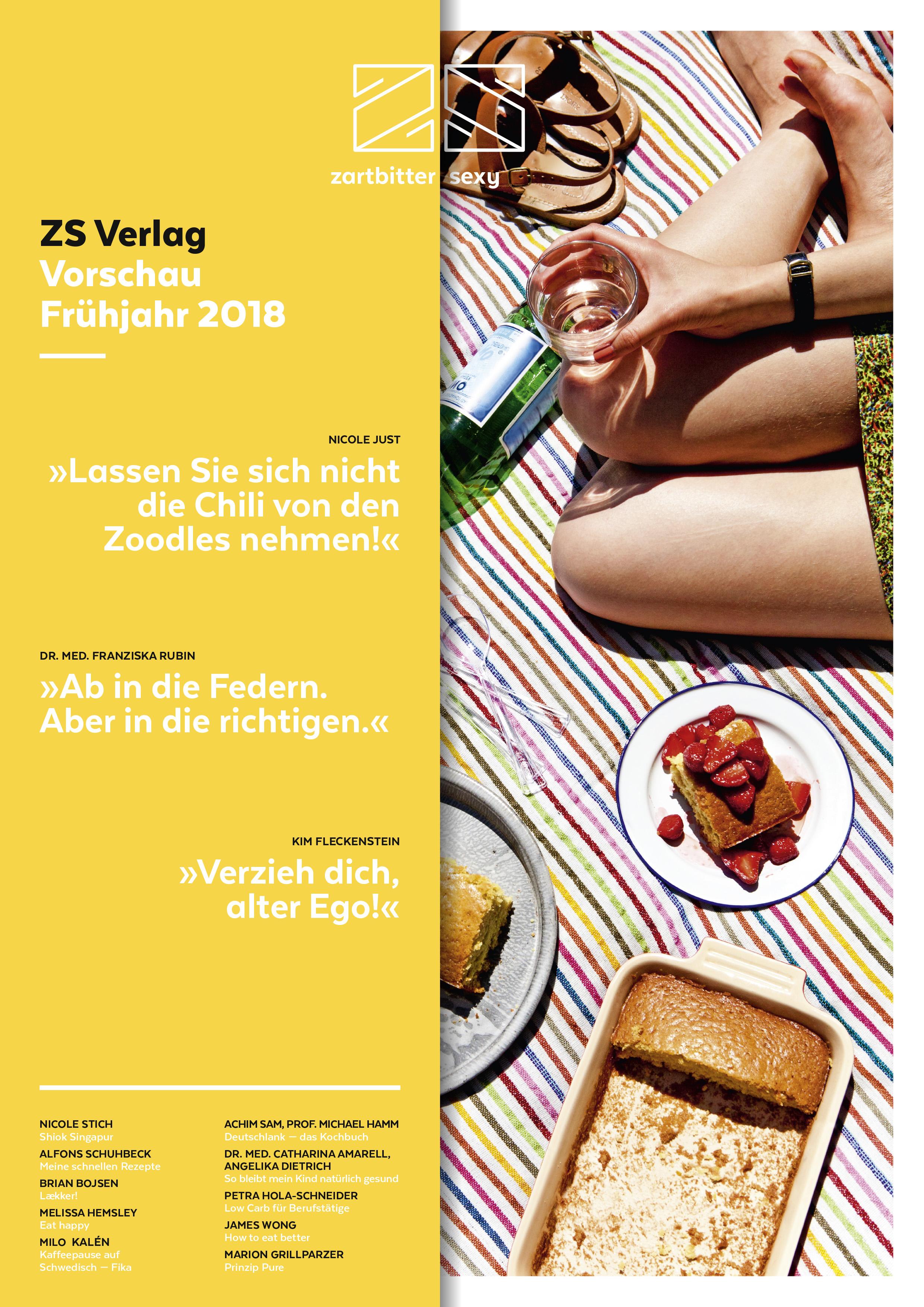 ZS Verlag Frühjahr 2018
