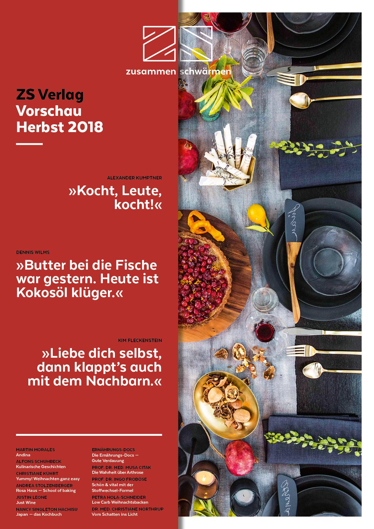 ZS Verlag Herbst 2018