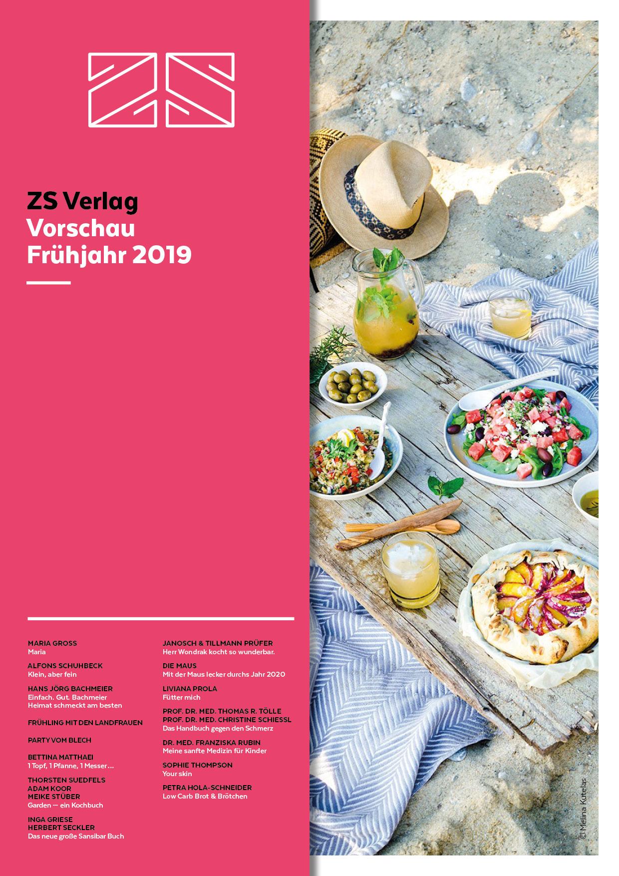 ZS Verlag Frühjahr 2019