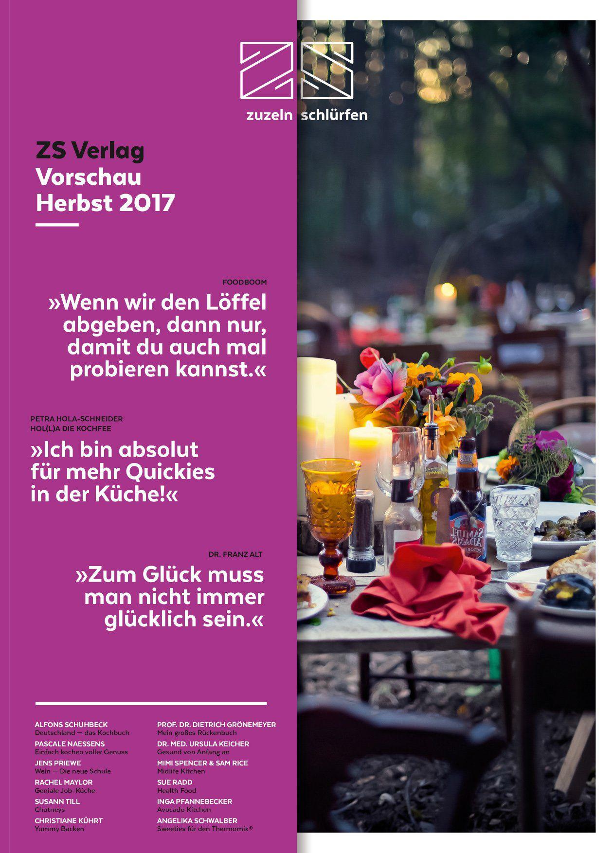 ZS Verlag Herbst 2017