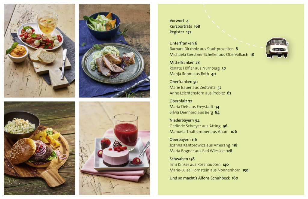 landfrauenküche rezepte 2017