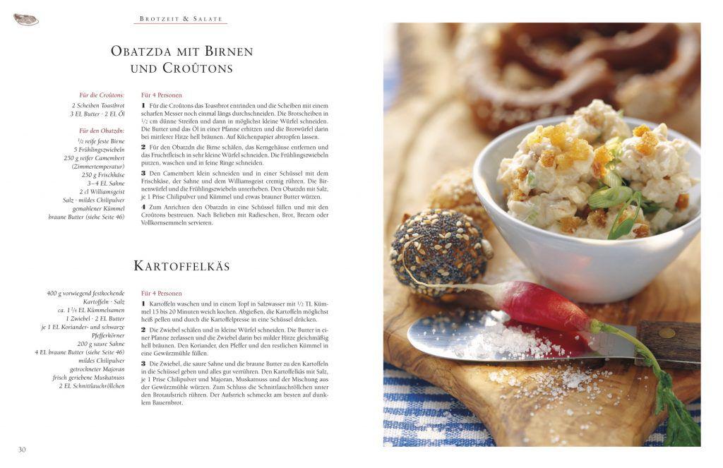 Meine bayerische Küche – ZS Verlag