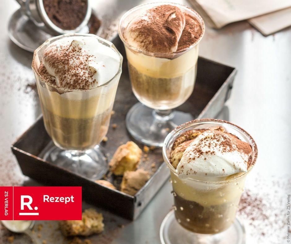 Eiskaffee Classico - Rezept Bild