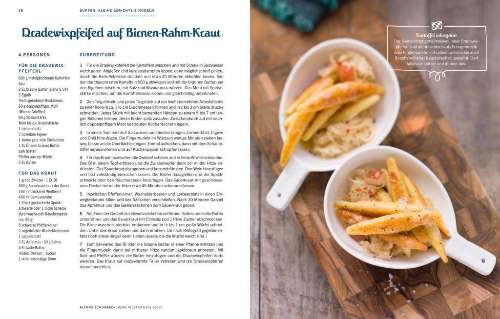 Meine neubayerische Küche – ZS Verlag