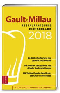 Gault&Millau Restaurantguide 2018
