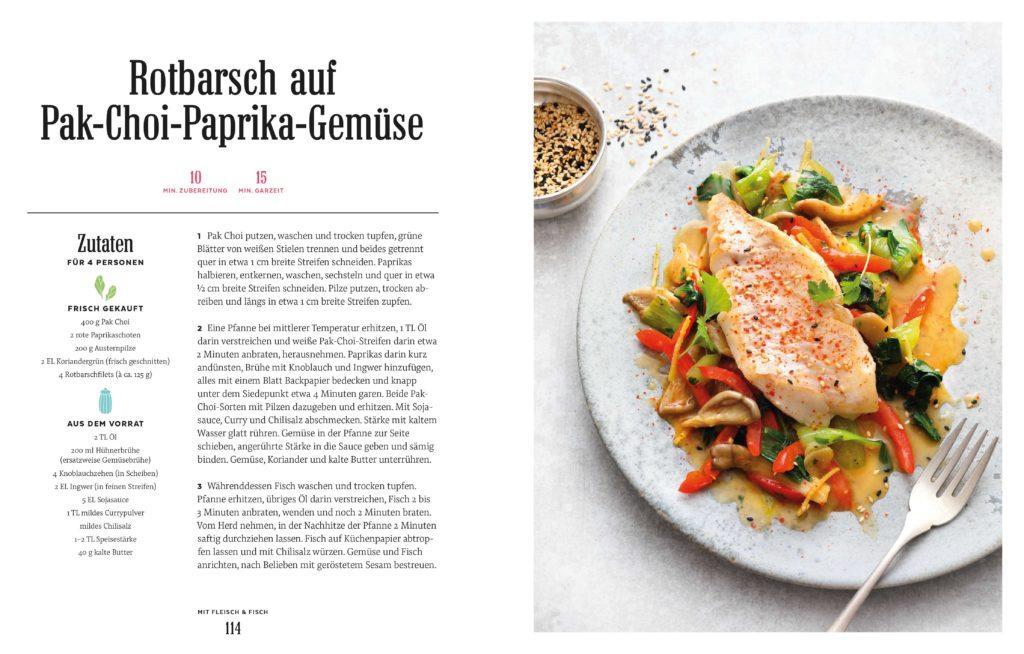 Großartig Schnelle Kalte Küche Bilder - Innenarchitektur Kollektion ...