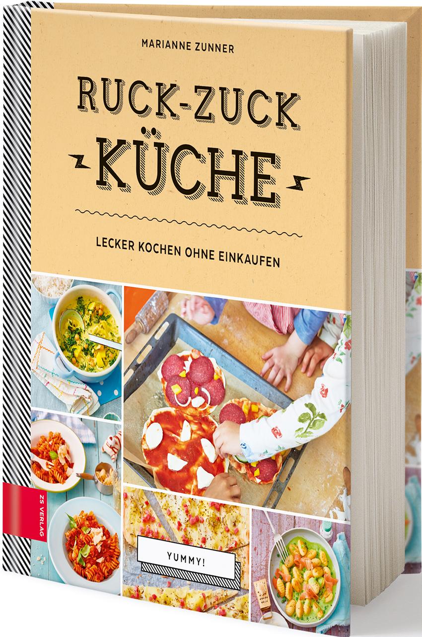 Yummy! Ruck-zuck-Küche – ZS Verlag