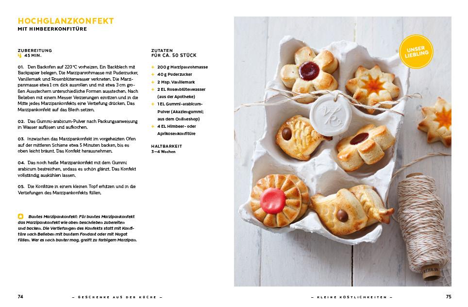 Geschenke aus der Küche – ZS Verlag