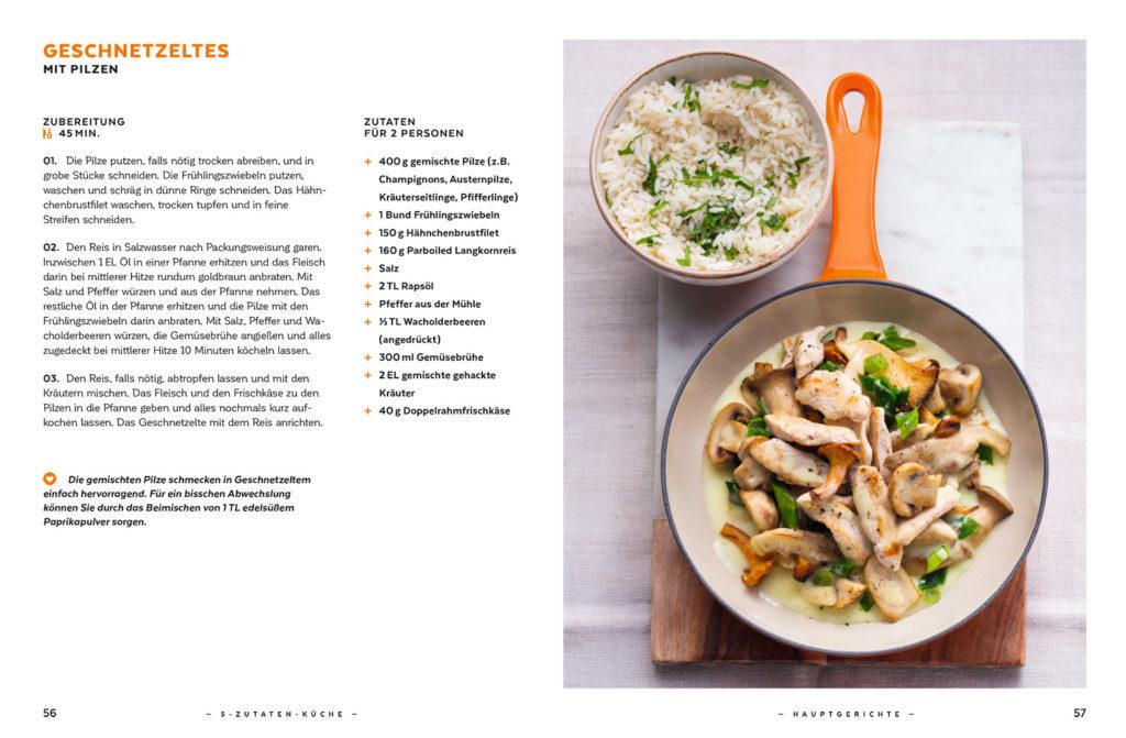 5-Zutaten-Küche – ZS Verlag