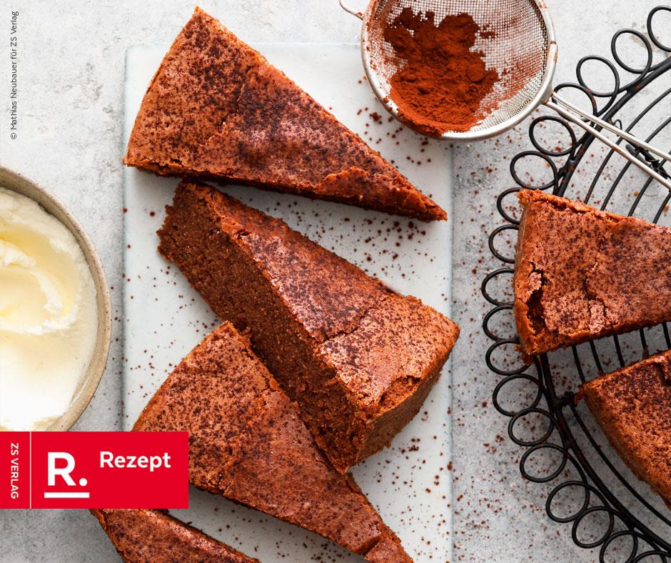 Léa Linsters Schokoladenkuchen - Rezept Bild