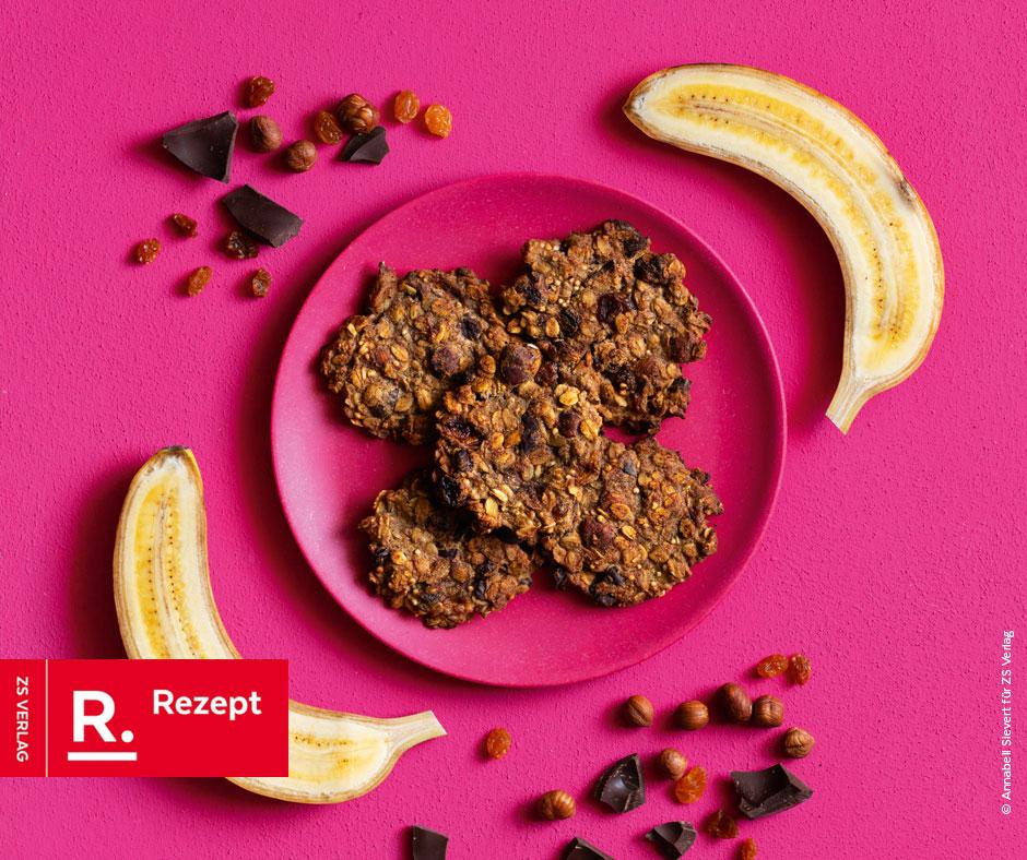 Bananenkekse - Rezept Bild