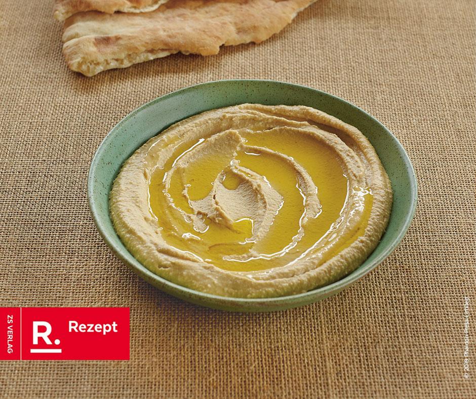 Hummus - Rezept Bild