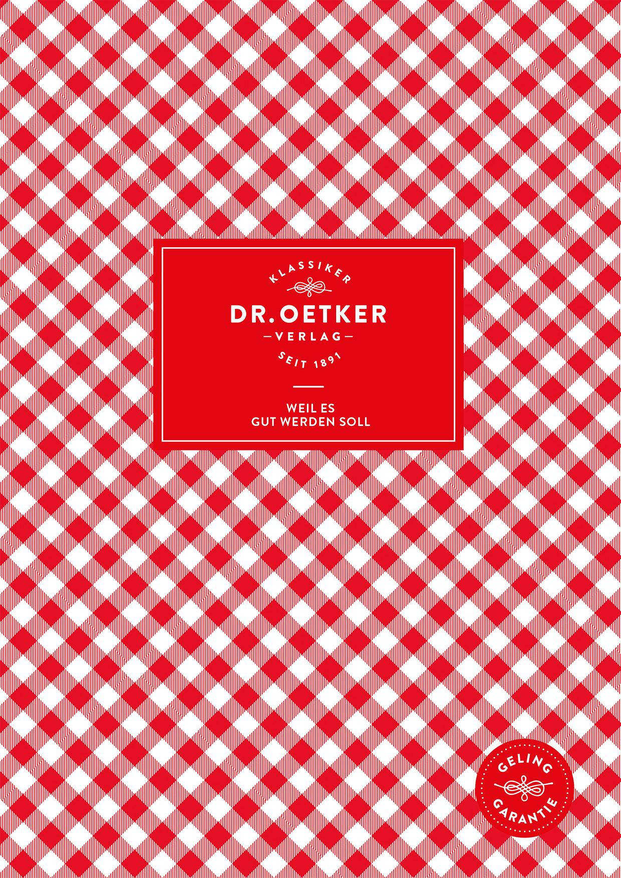Dr. Oetker Verlag Frühjahr 2019