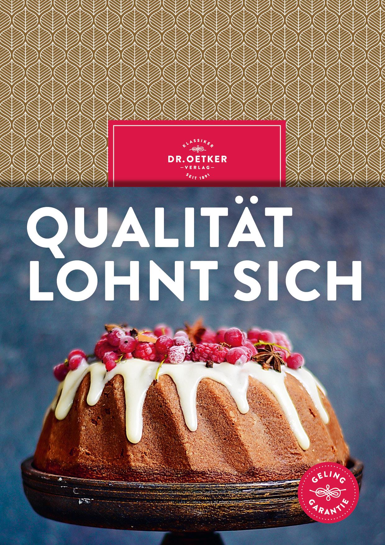 Dr. Oetker Verlag Herbst 2021