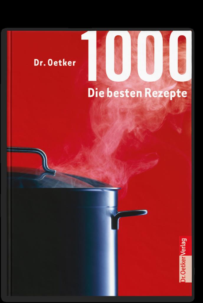 Die besten 1000 backrezepte von dr oetker