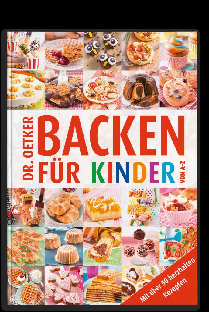 Backen Fur Kinder Von A Z Dr Oetker Verlag