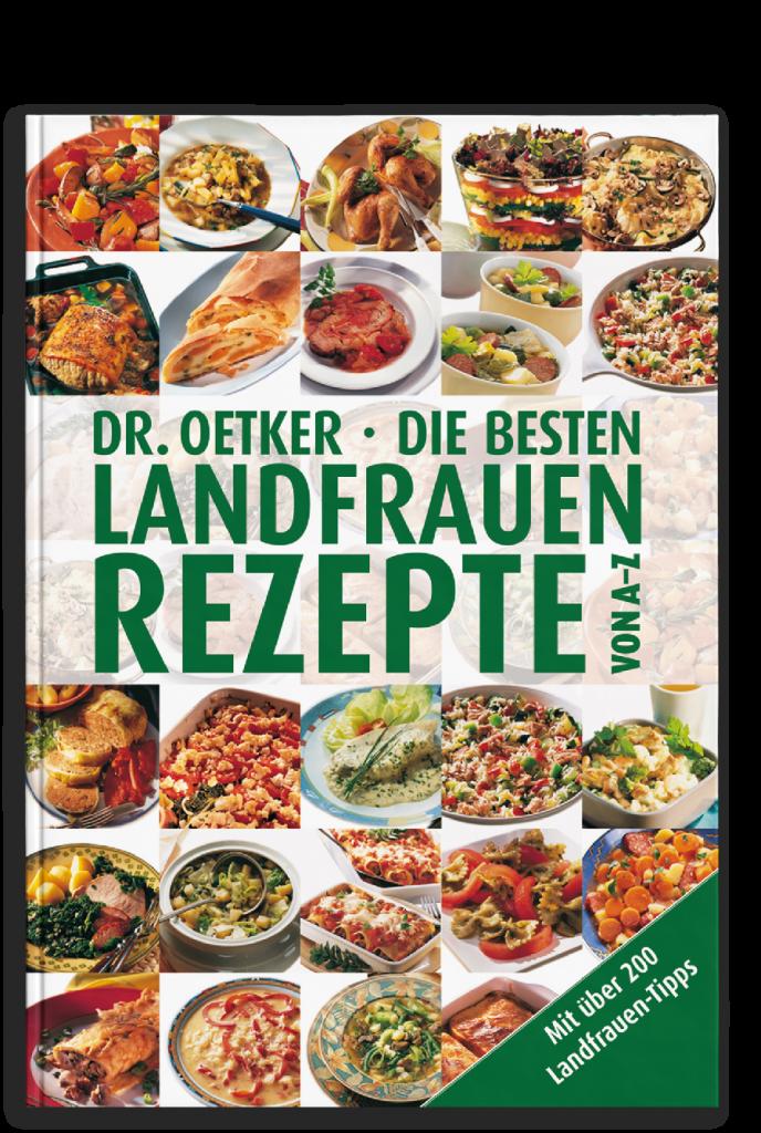 Die Besten Landfrauenrezepte Von A Z Dr Oetker Verlag