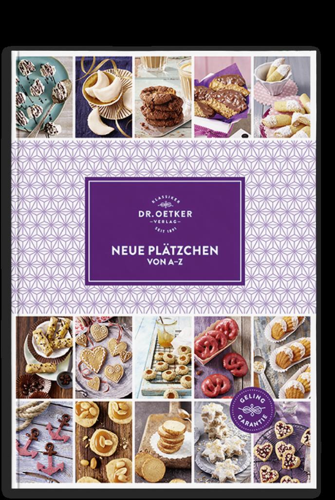 Dr Oetker Weihnachtsplätzchen.Neue Plätzchen Von A Z Dr Oetker Verlag