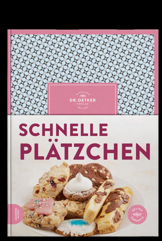 Dr Oetker Weihnachtsplätzchen.Schnelle Plätzchen Dr Oetker Verlag