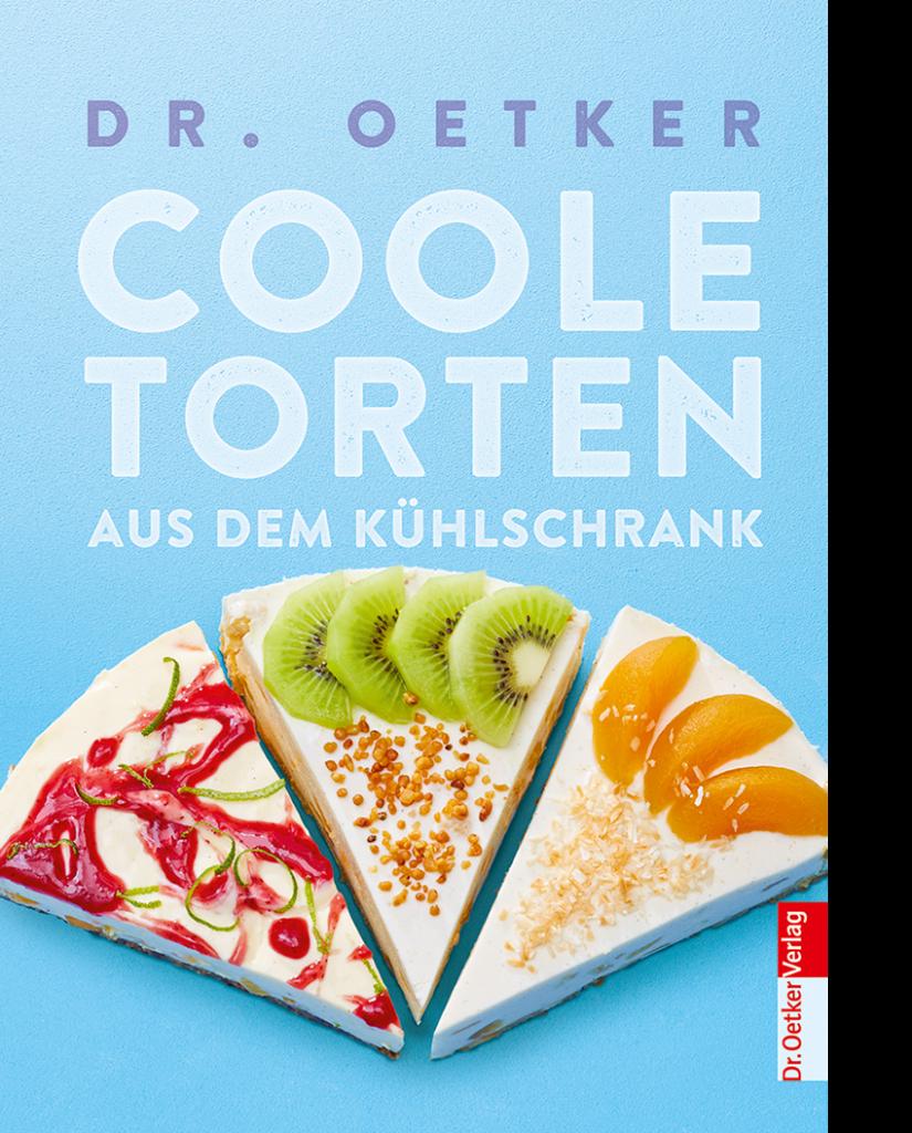 Coole Torten Dr Oetker Verlag