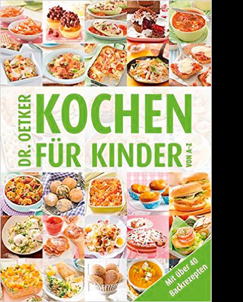 Kochen Fur Kinder Von A Z Dr Oetker Verlag