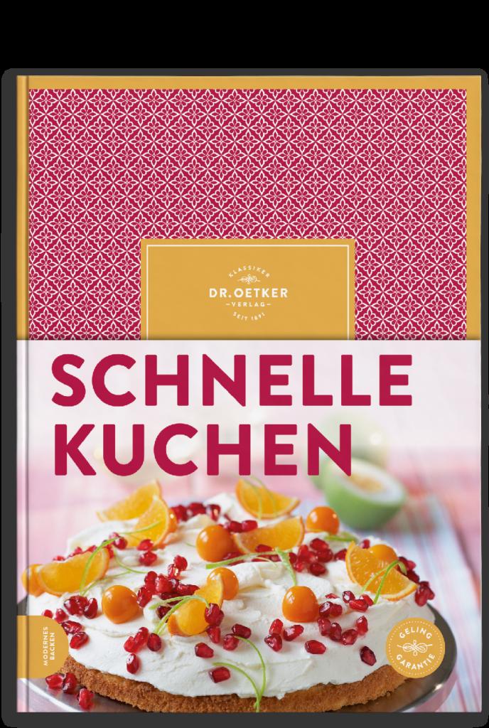 Schnelle Kuchen Dr Oetker Verlag