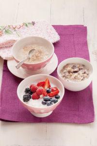 Porridge aus Grundkochbuch vegetarisch