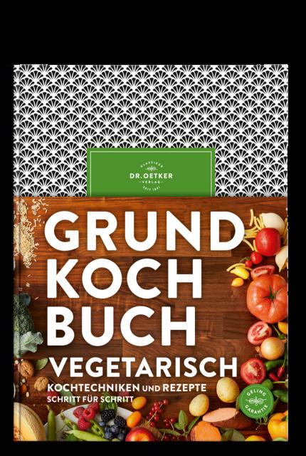 Dr. Oetker Grundkochbuch vegetarisch