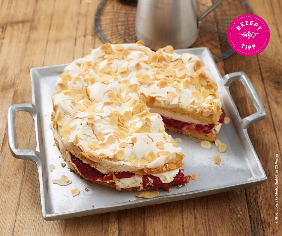Hannchen-Jensen-Torte - Rezept Bild