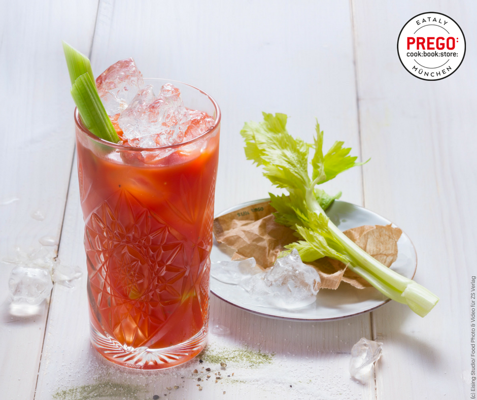 Virgin Bloody Mary - Rezept Bild
