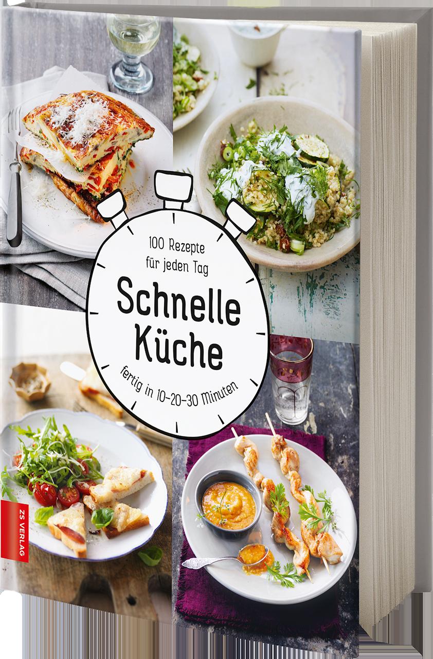 Schnelle Küche – Rezepte für jeden Tag – PREGO cookbookstore